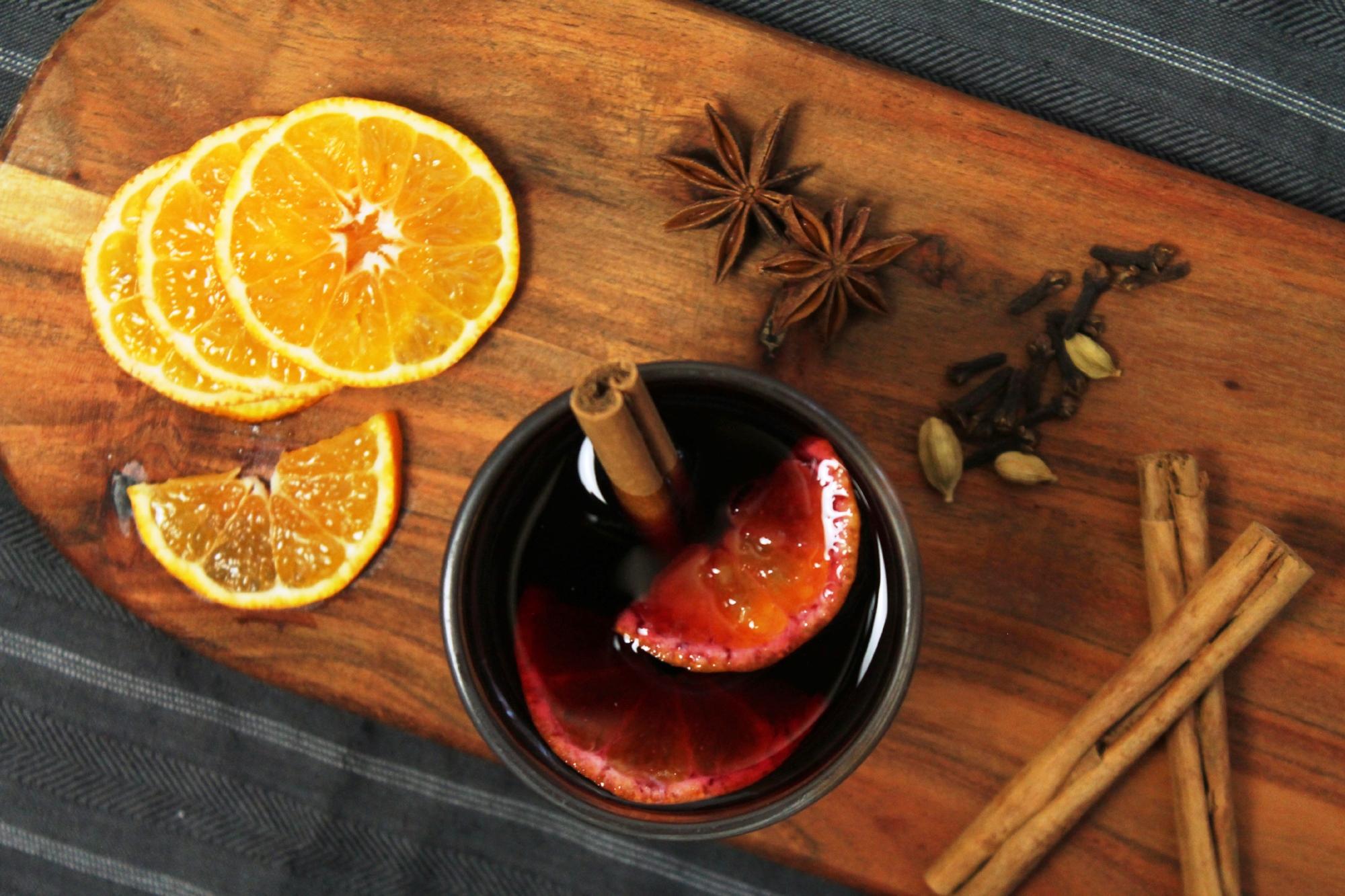 Svařák s pomerančem nebo horká sangría?