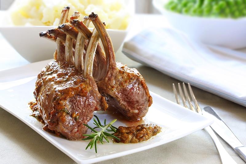 6 tipů, jak si vychutnat jehněčí maso