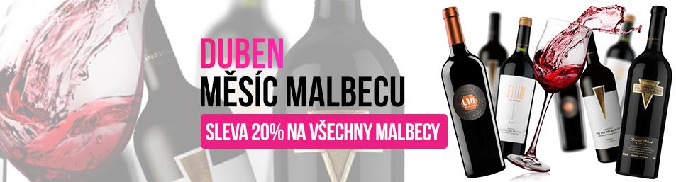 Světový den Malbecu sleva