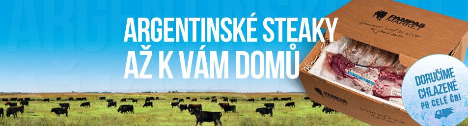 Argentinské hovězí maso