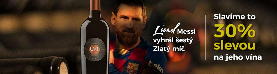 Vína Leo Messi