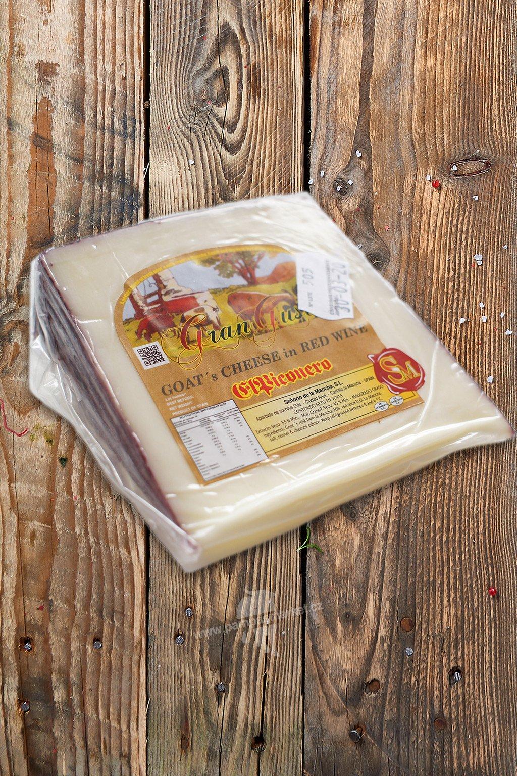 Sýr Piconero na víně