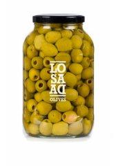 Zelené olivy LOSADA Gordal