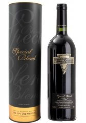 Dárkové balení vína Special Blend del Fin del Mundo