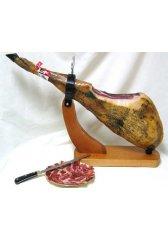 Šunka Jamón Serrano Paleta set - včetně stojánku a nože
