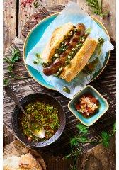 Klobásy na gril - Chorizo Argentino, 10 ks