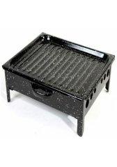 Argentinský stolní ohřívač na steaky