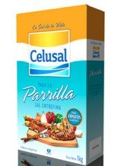 Argentinská sůl na grilování - Celusal Parilla 1kg