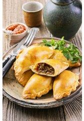Empanadas - taštičky plněné hovězím masem