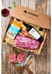Box Pampas Market - VELKÝ
