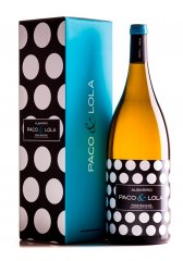 """Dárkové balení vína """"Paco y Lola"""" Albariño"""