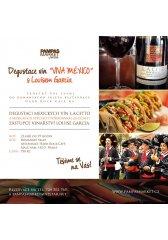 """Vstupenka na """"Degustaci mexických vín L. A.  CETTO"""" 22. 9. 2016"""