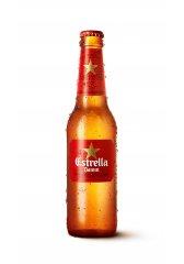 Španělské pivo ESTRELLA DAMM 330ml
