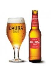 Španělské bezlepkové pivo DAURA DAMM  330ml
