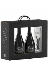 Dárkové balení řemeslného piva Ceriux 2x750ml