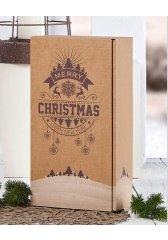 Dárkový box Natura Christmas - na 2 láhve vína