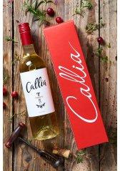Dárkové balení vína CALLIA ALTA Chardonnay / Torrontés