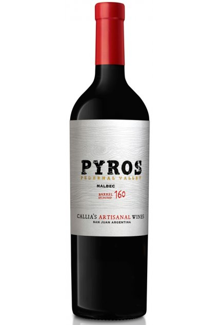 Pyros Barrel Selected Malbec snl12j