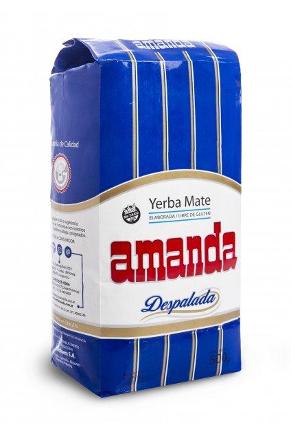Yerba Mate AMANDA DESPELADA 500G