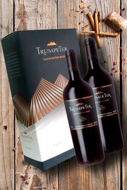 balicek trumpeter wine
