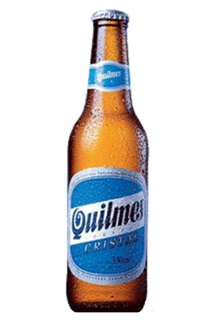 """Argentinské pivo """"Quilmes"""" 340ml"""