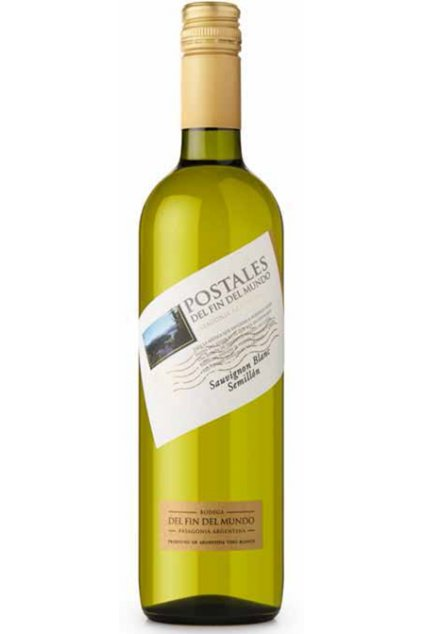 POSTALES DEL FIN DEL MUNDO Chardonnay