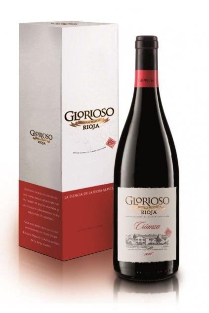 Dárkové balení vína Glorioso