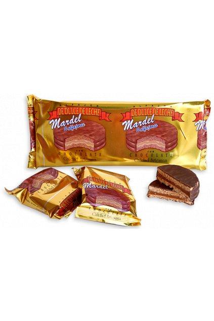 Alfajores Mardel chocolate 010135