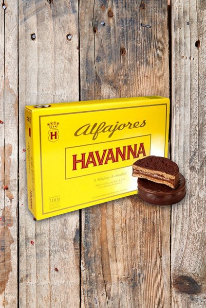 Alfajores HAVANNA mix 6 ks