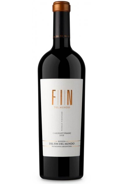 FIN DEL MUNDO SINGLE VINEYARD Cabernet Franc