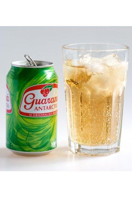 Brazilský nápoj Guaraná Antarctica