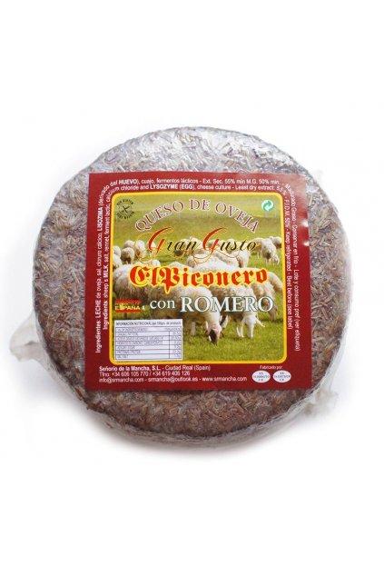 Ovčí sýr Piconero s rozmarýnem