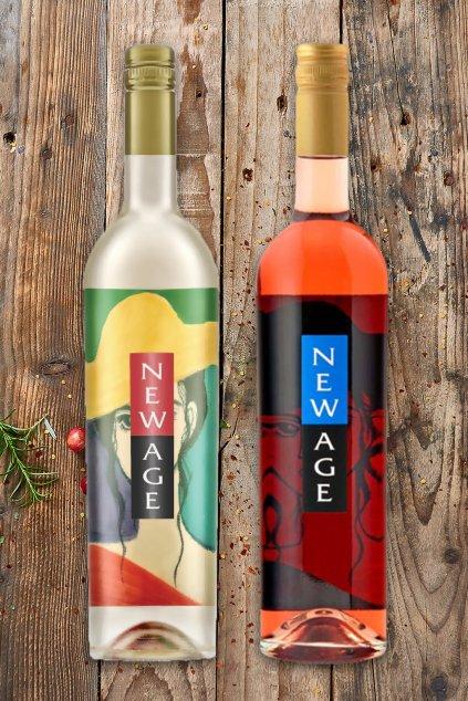 Balíček vín NEW AGE