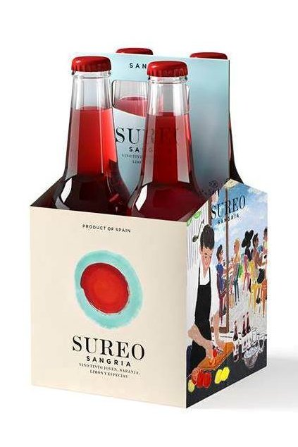 Sangria Surreo box