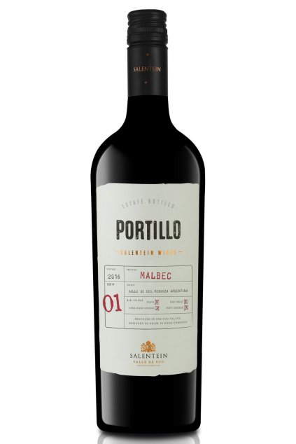El Portillo Malbec press