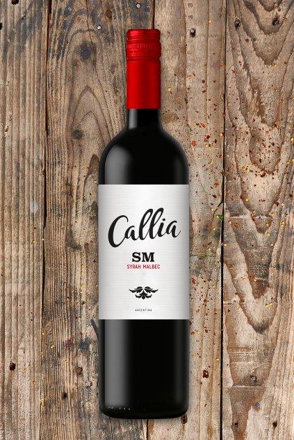 CALLIA ALTA Shiraz / Malbec