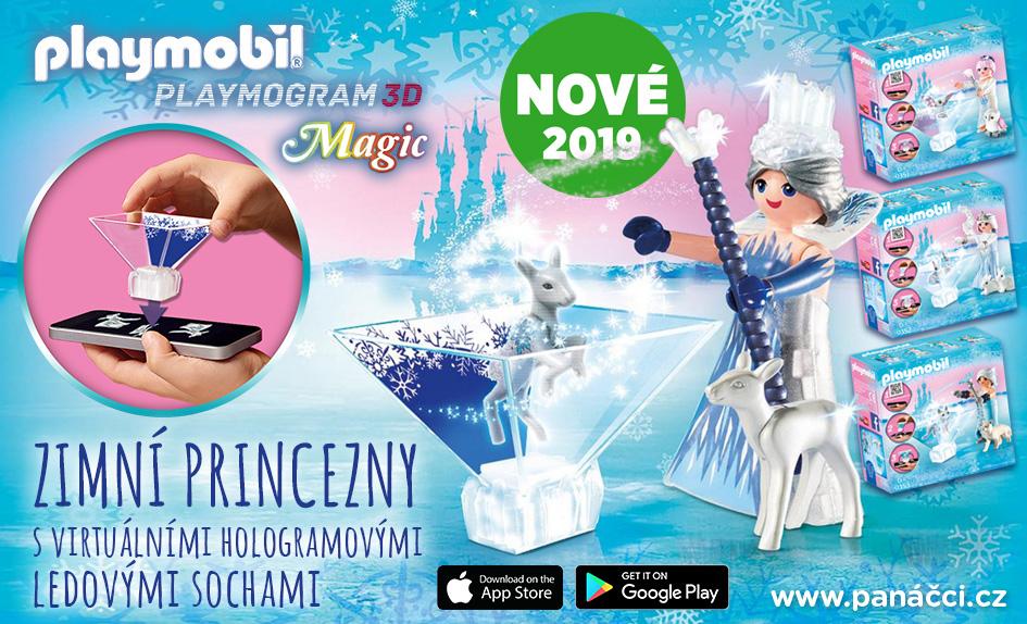 PLAYMOBIL Zimní princezny