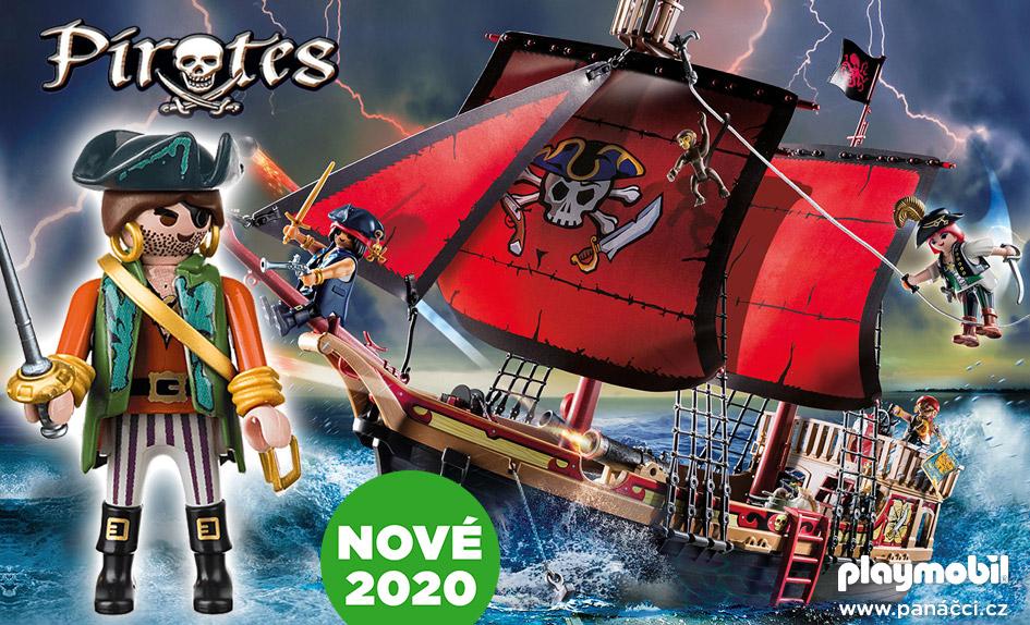 PLAYMOBIL Piráti
