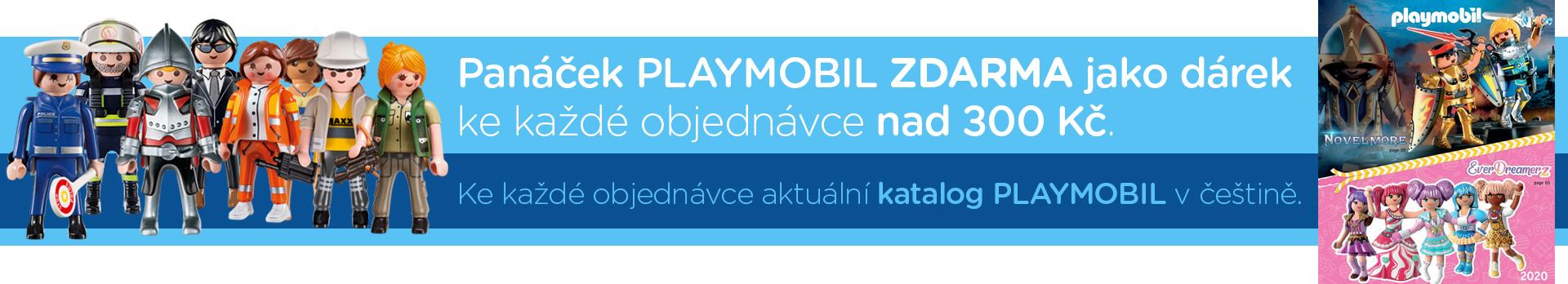 Panáčci PLAYMOBIL - Dárek
