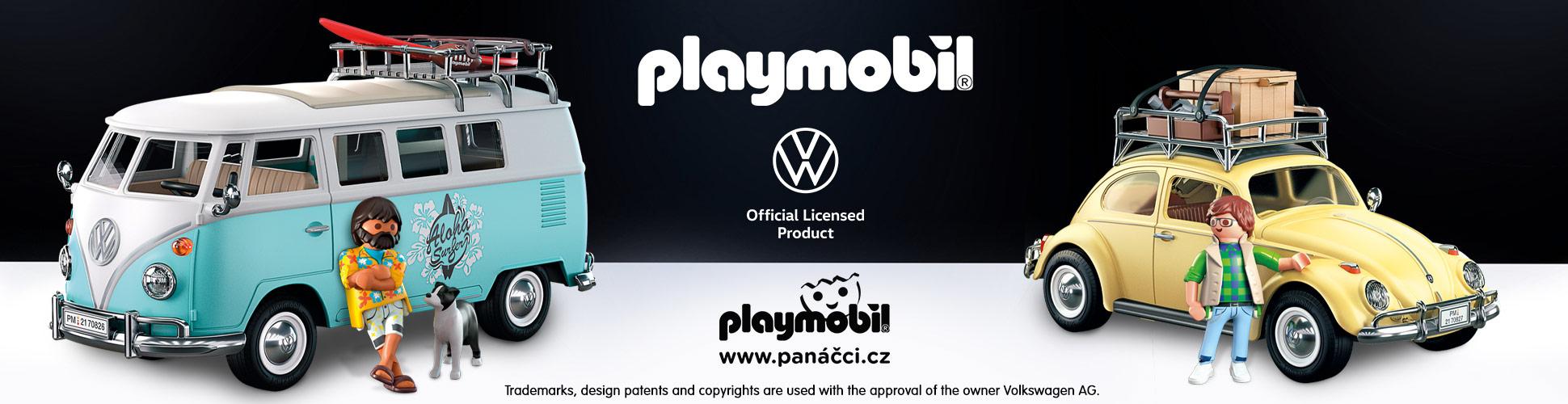 PLAYMOBIL Volkswagen Speciální edice