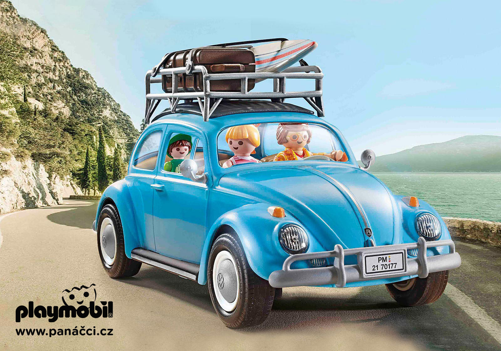 Volkswagen Brouk PLAYMOBIL