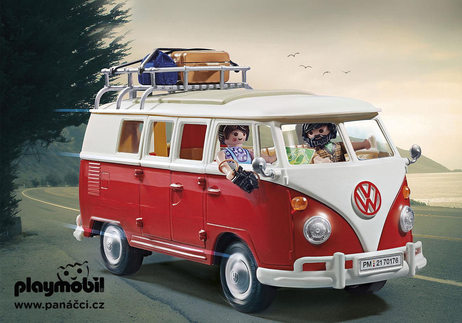Volkswagen T1 Bulli PLAYMOBIL