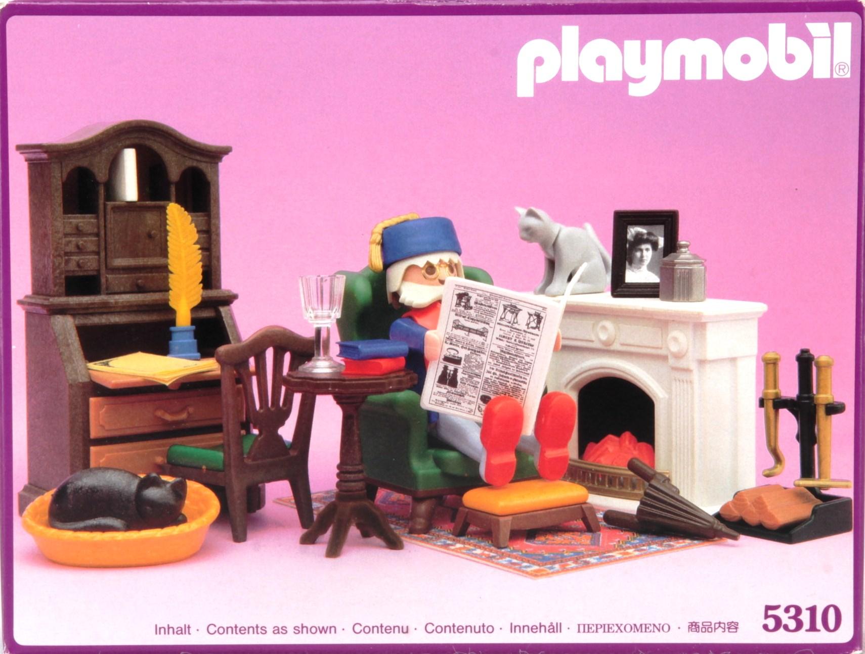 playmobil-5310kaminzimmera