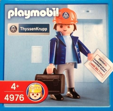 PLAYMOBIL Thyssenkrupp