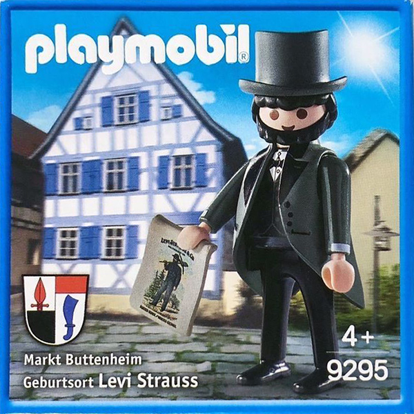 PLAYMOBIL Levi Strauss
