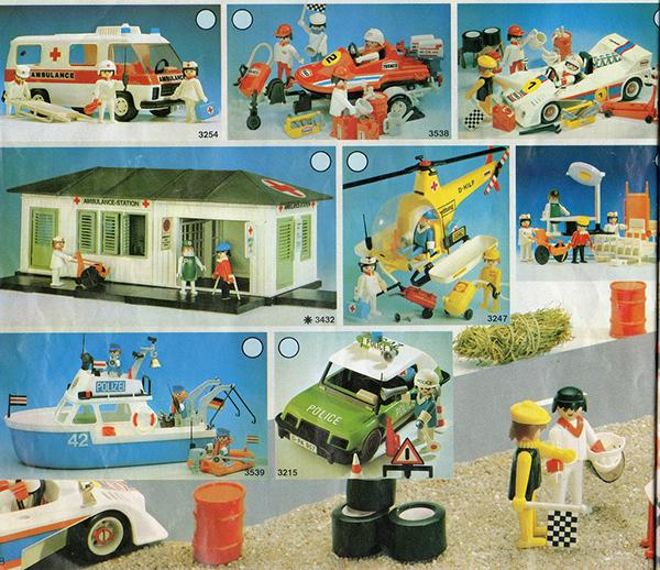 PLAYMOBIL katalog 1982-83
