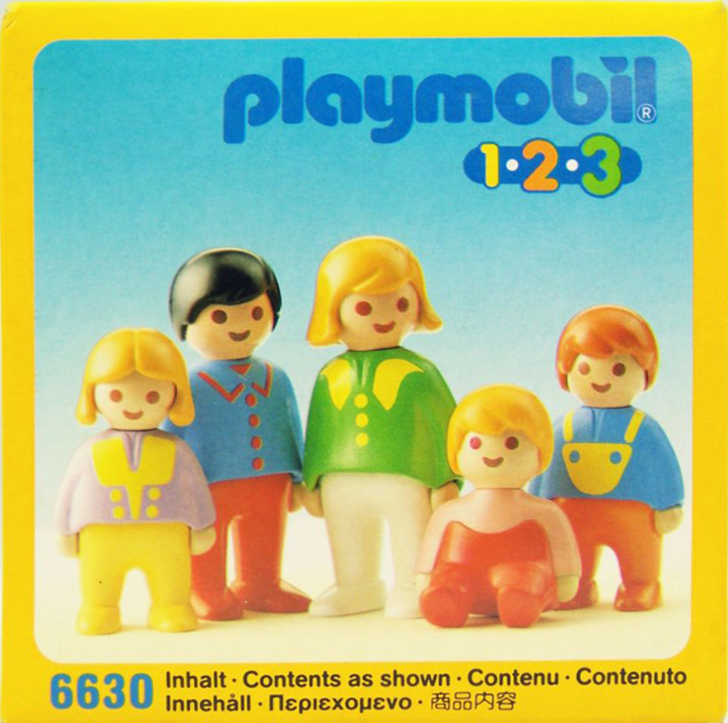 PLAYMOBIL retro 123
