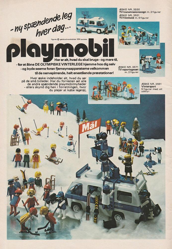 PLAYMOBIL katalog 1980
