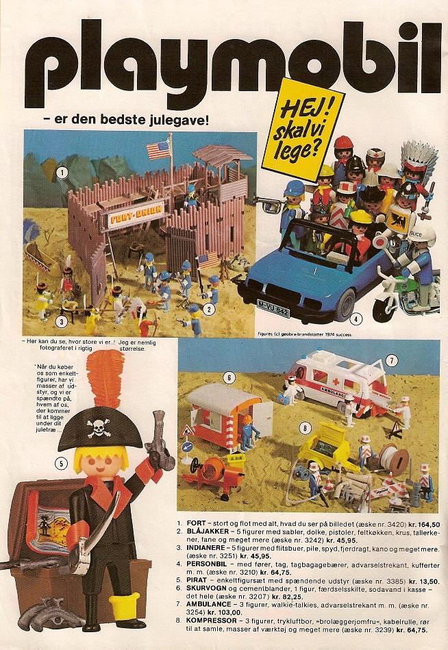 PLAYMOBIL katalog 1978