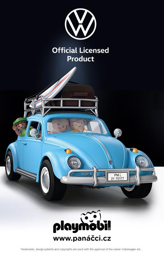 PLAYMOBIL VW Brouk
